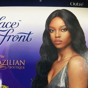 Accessories - Lace front Outre wig